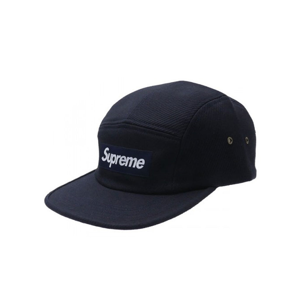 Supreme Cavalry Twill Camp Cap