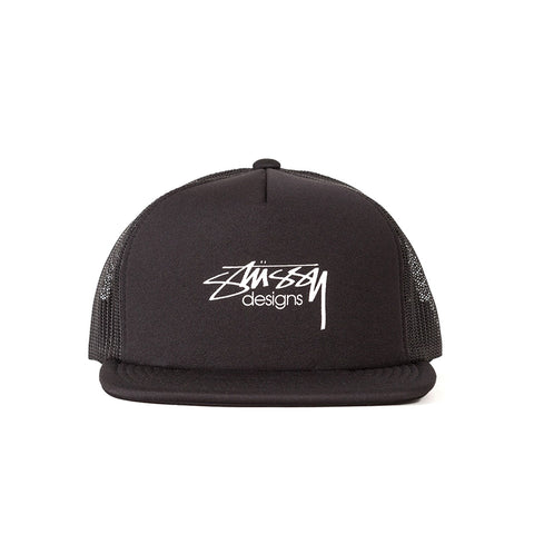 Stussy Smooth Stock Trucker Cap