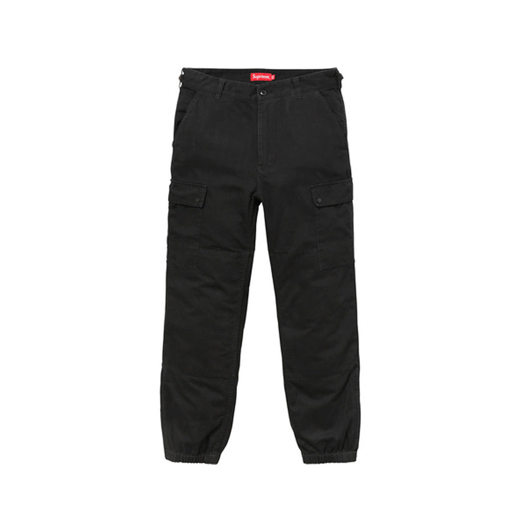Supreme Field Pant - Black Field Pant by SUPREME. Size: 32 & 34