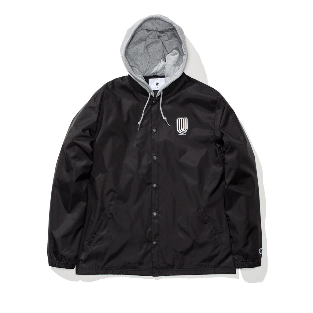 Undefeated Hooded Coaches Jacket