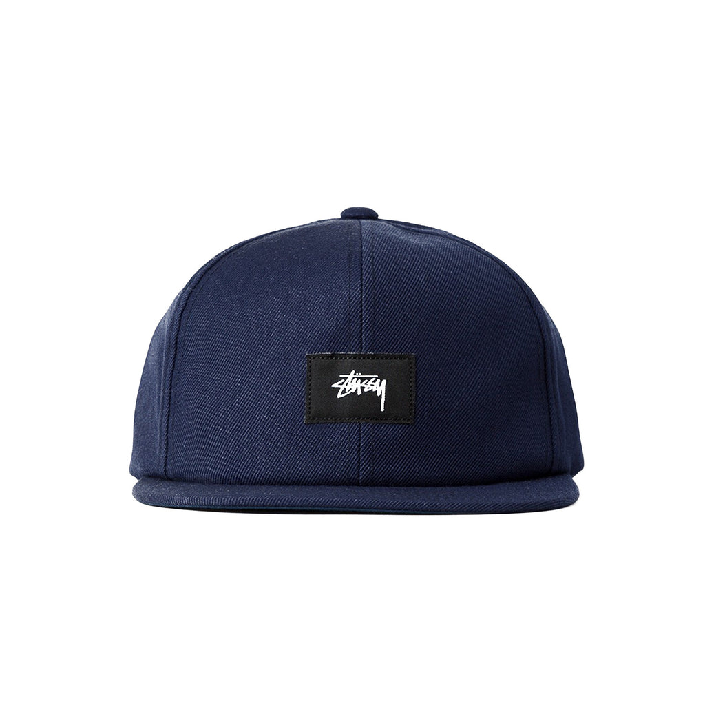 Stussy Stock Woven Label Strapback