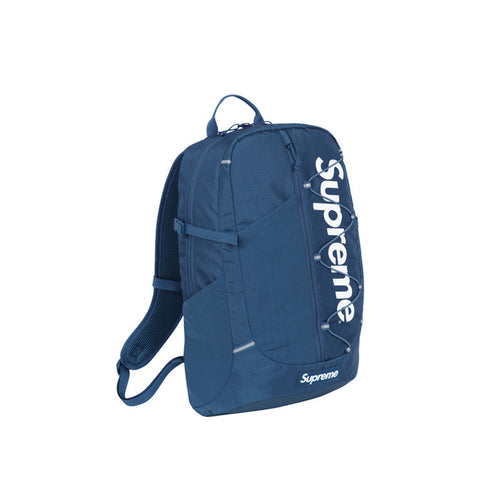 Supreme Backpack by SUPREME.  Color: Teal