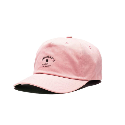 Undefeated Champions Strapback Cap
