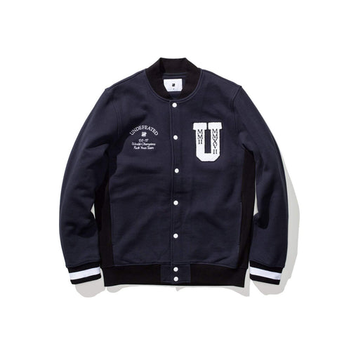 Undefeated Fleece Varsity Jacket