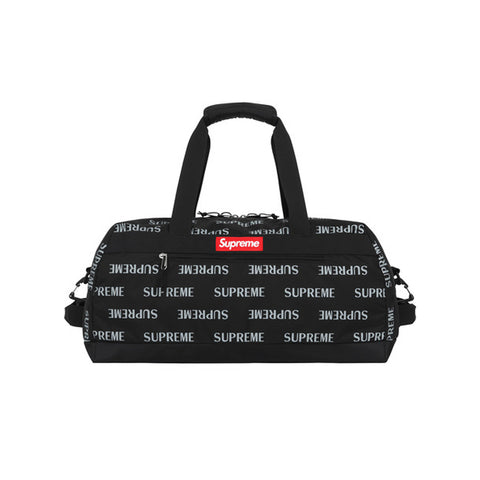 Supreme 3M Reflective Repeat Duffle