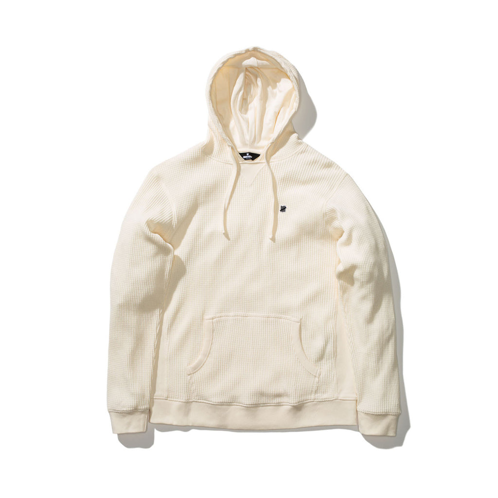 Undefeated Heavy Waffle Pullover Hood