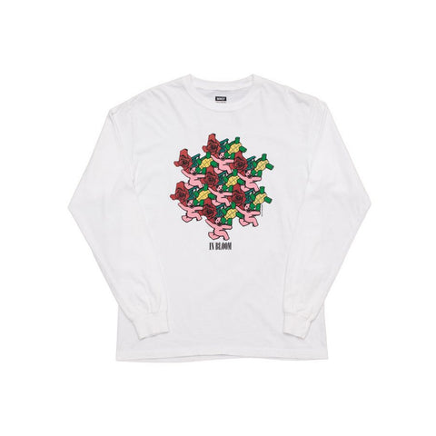 Maiden Noir In Bloom LS Tee