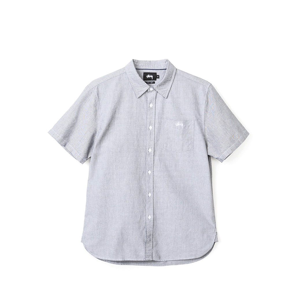 Stussy oxford SS Button Up