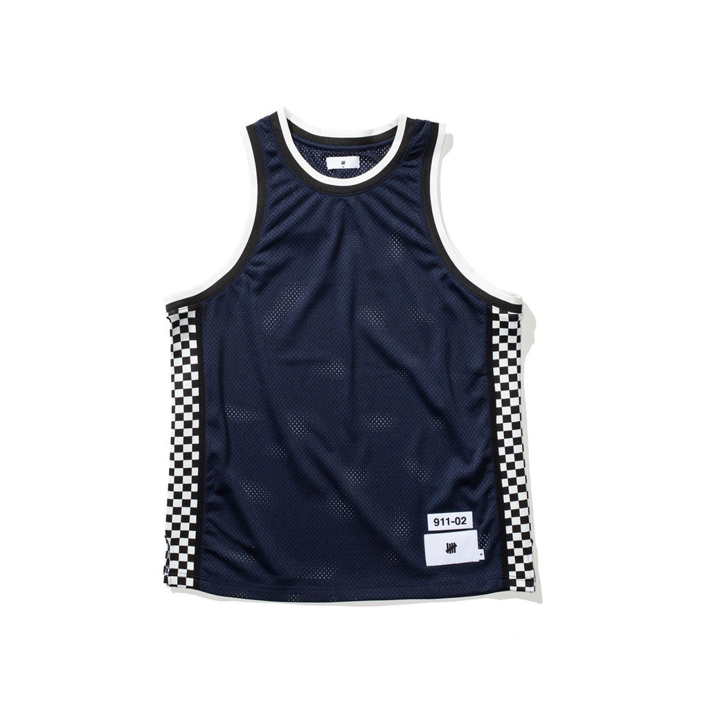 Undefeated Finish Line Basketball Jersey