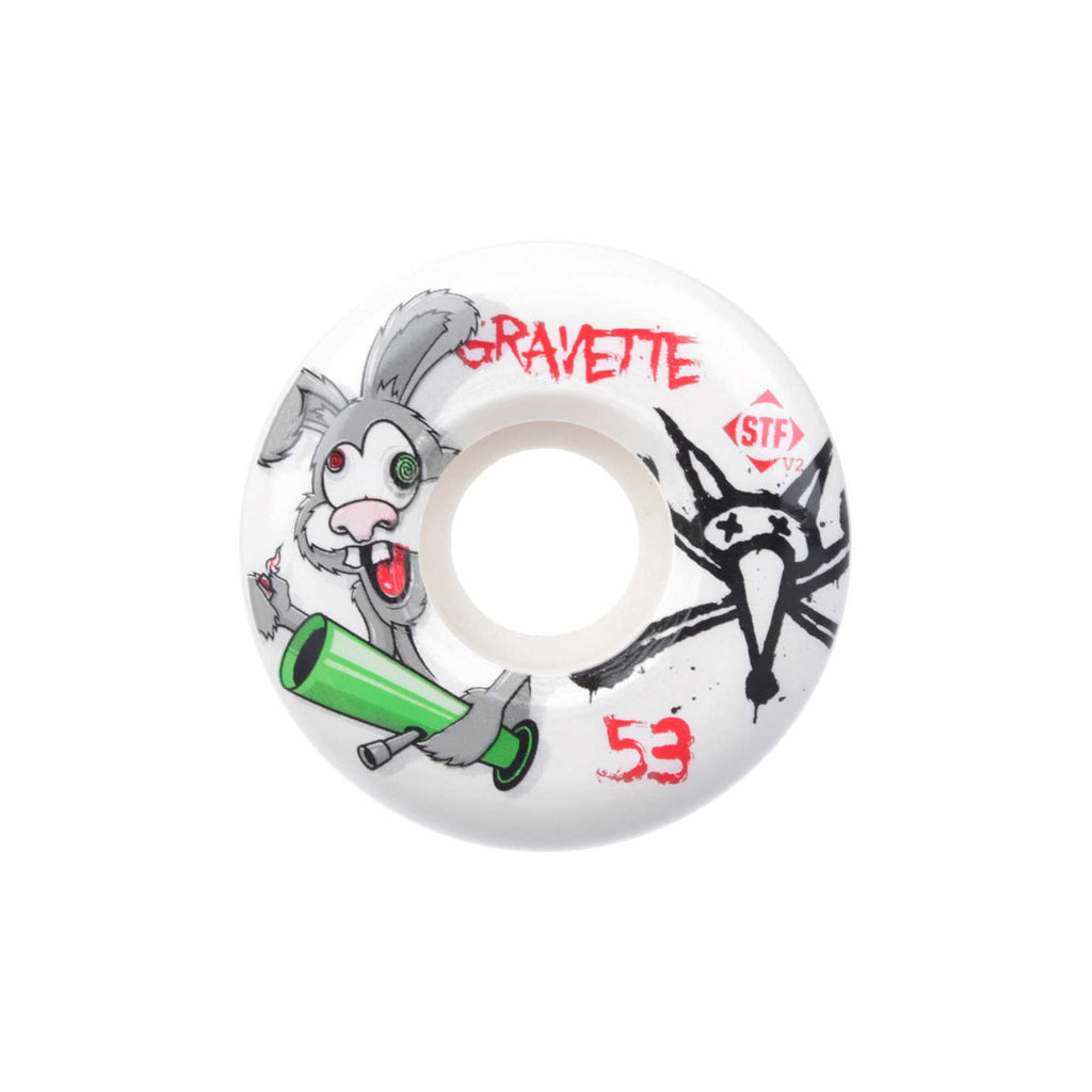 Bones STF Gravette Bonkers 51mm Wheels