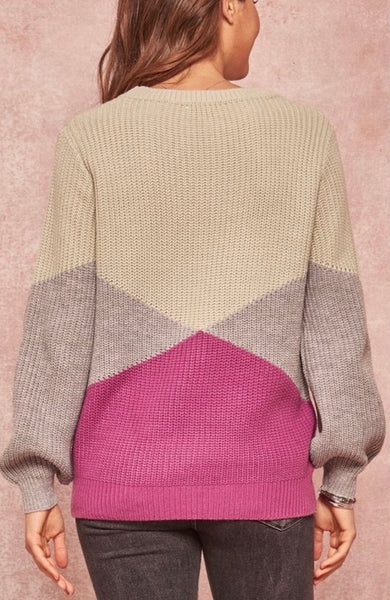 Mint Julep Sweater