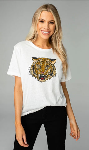 Buddy Love Harrison Tiger Tee