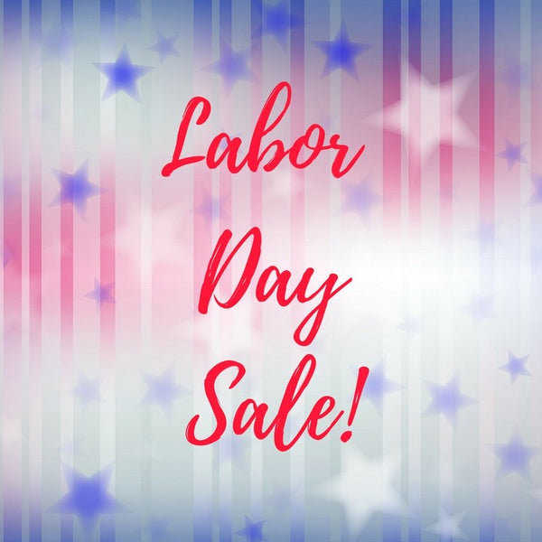Labor Day Flas Sale!! 2 Days ONLY!