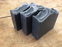 Load image into Gallery viewer, Activated Charcoal Soap - Body & Shampoo Bar - Bar Soap - Valhalla Soap Co.