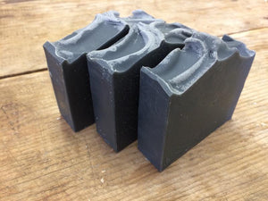 Activated Charcoal Soap - Body & Shampoo Bar - Bar Soap - Valhalla Soap Co.