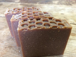Beeswax, Honey & Goat Milk Soap - Bar Soap - Valhalla Soap Co.