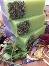 Load image into Gallery viewer, Handmade Soap - Lavender Sage - Bar Soap - Valhalla Soap Co.