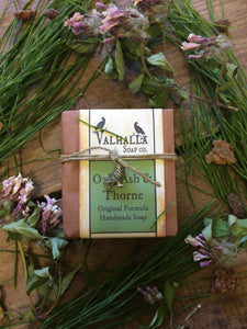 Handmade Soap - Oak, Ash & Thorne - Bar Soap - Valhalla Soap Co.