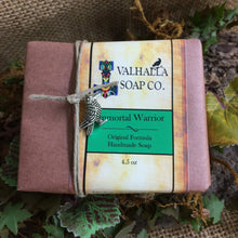 Load image into Gallery viewer, Immortal Warrior Original Soap Formula - GC Bar Soap - Valhalla Soap Co.