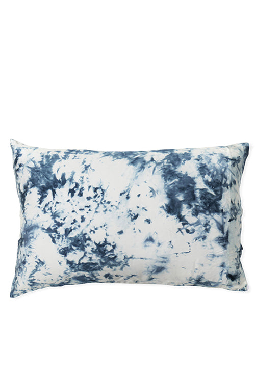 Silk Pillowcase in Splash