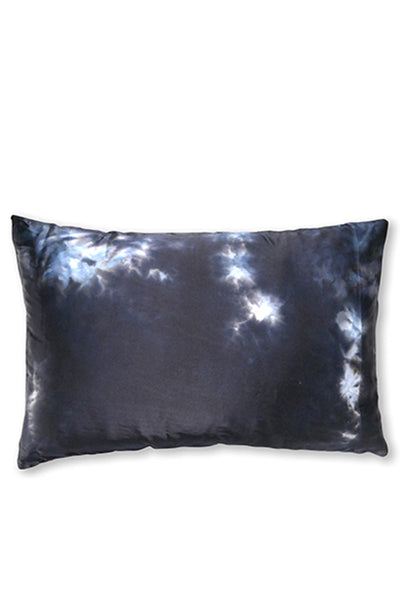 Silk Pillowcase in Midnight