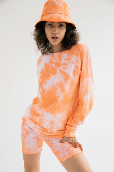 Kumquat Long Sleeve Tee