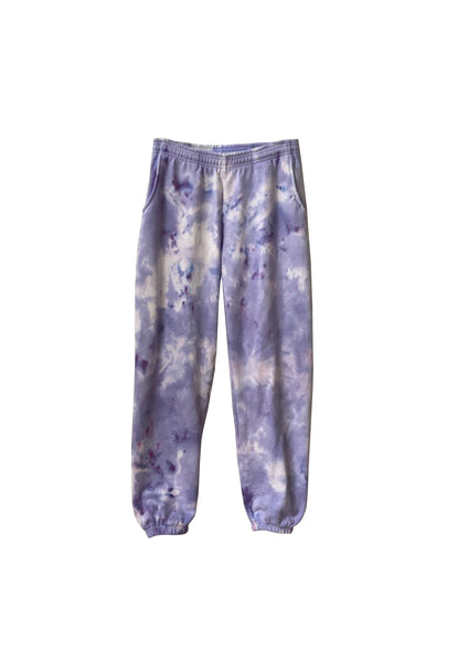 Sweatpants in Lilac