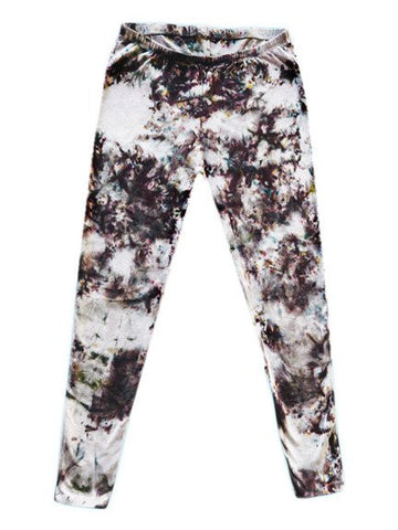 leggings in earth particle