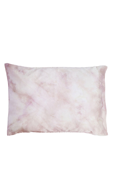 Silk Pillowcase in Rose