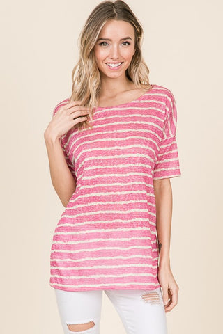 Down By The Bay Tunic Top