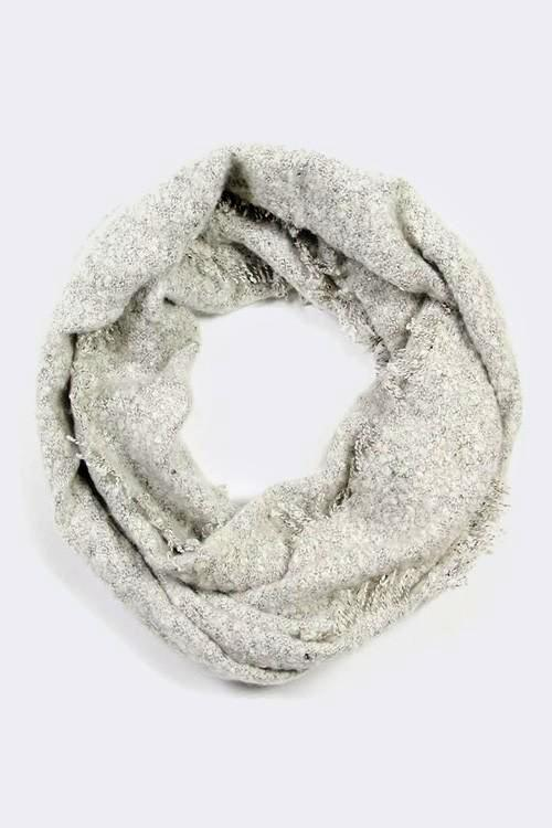 Love At Last Infinity Scarf - Mint - Collette