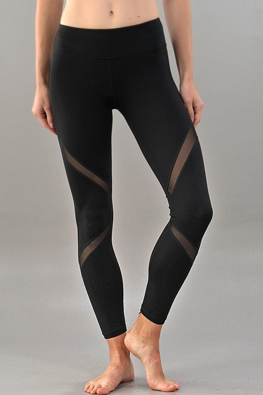 Work It Out Leggings - Collette