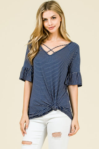 Set Sail For Adventure Top