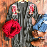 Feeling Like Fall Cardigan - Collette's Closet Boutique