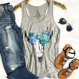 Flower Crown Tank