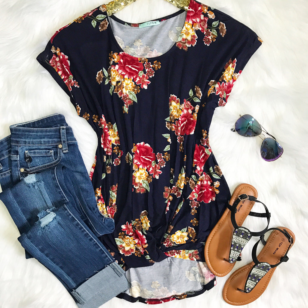 Forever Floral Top