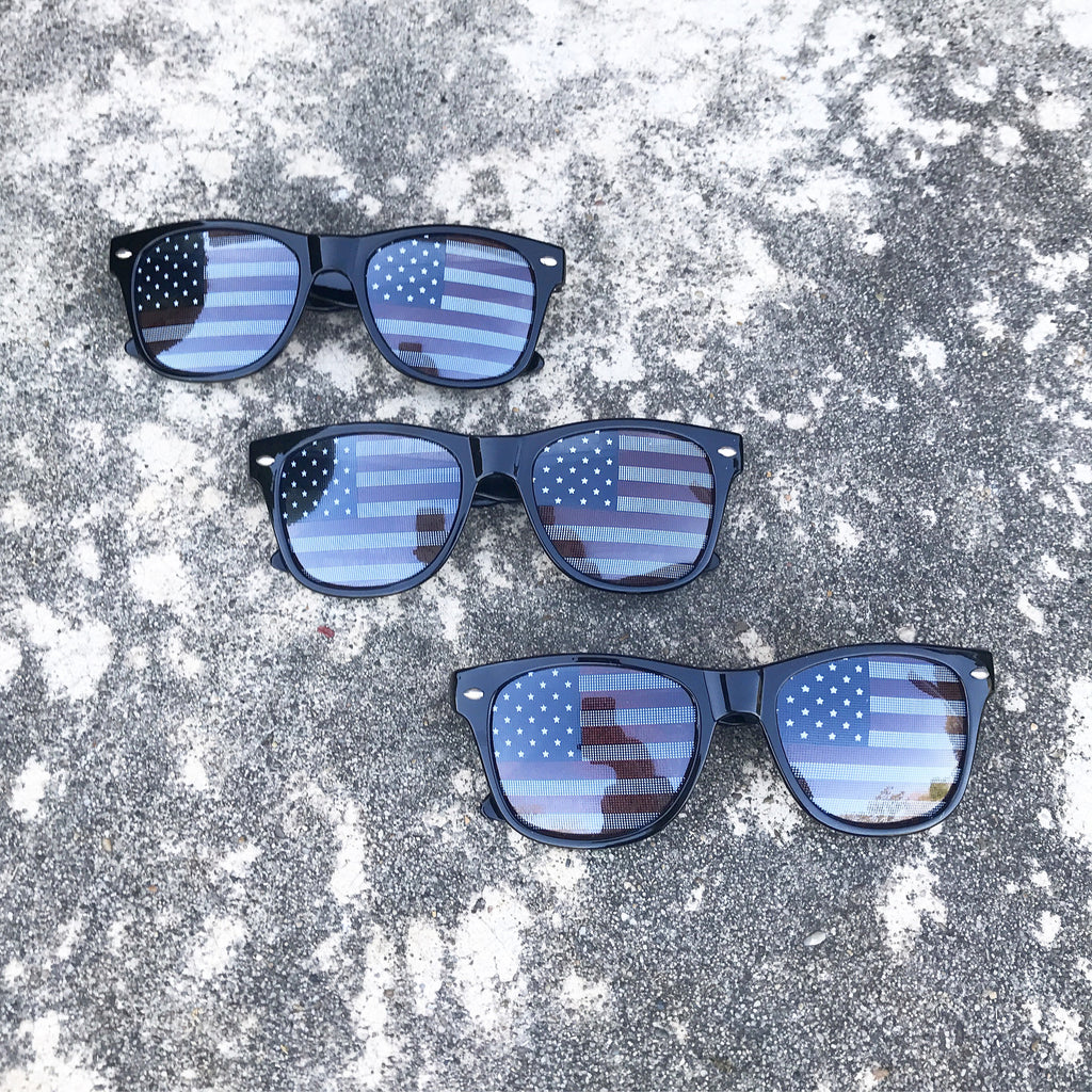 Proud American Sunglasses - Collette