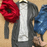 Welcome To New York Cardigan - Collette's Closet Boutique