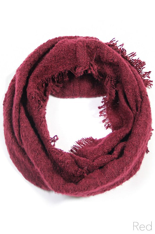 Love At Last Infinity Scarf