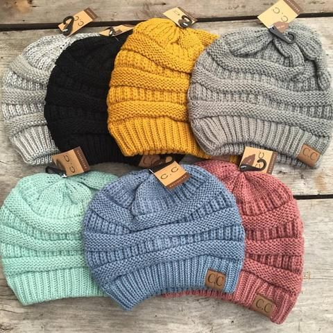 C.C. Beanies - Assorted Colors - Collette