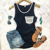 All You Need Is Love Tank - Collette's Closet Boutique