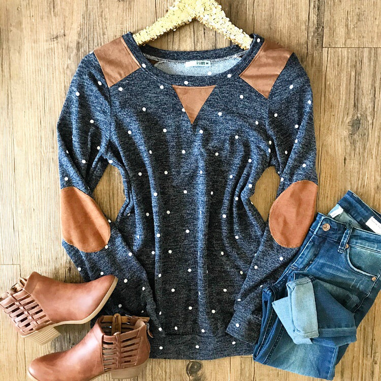 Sweet Winter Weather Sweater - Collette