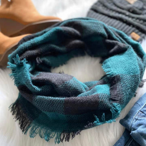Never Ending Infinity Scarf