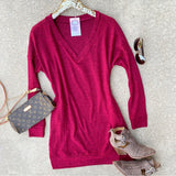 Cold Weather Dreams Tunic