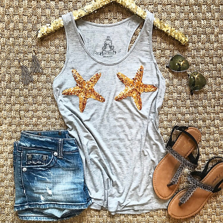 The Ultimate Mermaid Tank - Grey - Collette