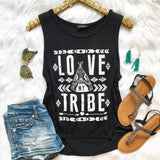 Love My Tribe Tank - Collette's Closet Boutique