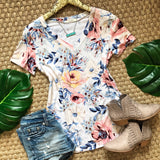 A Million Dreams Floral Top - Collette's Closet Boutique