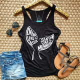 Tipsy Mermaid Tank