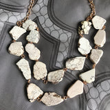 Marble Necklace - Collette's Closet Boutique