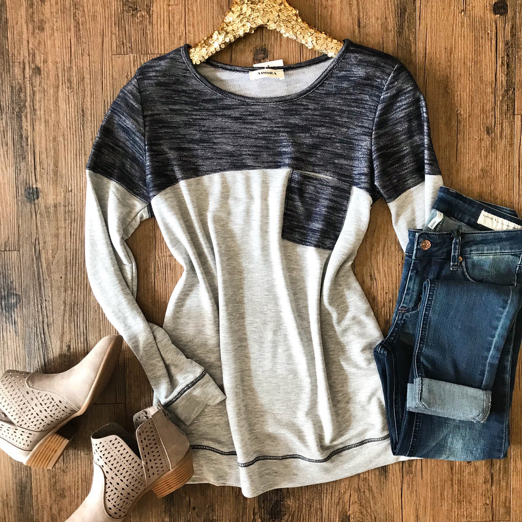 Cozy Vibes Sweater - Collette